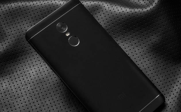 Xiaomi Redmi Note 4X pro 3Gb/32Gb (Черный)